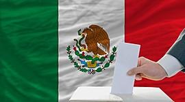La democracia en México. 1850-2020 timeline
