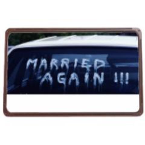 Marries again