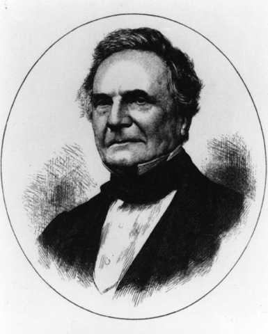 Charles Babbage was born