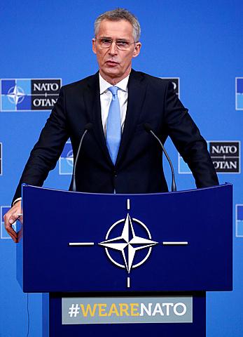 NATO opprettet