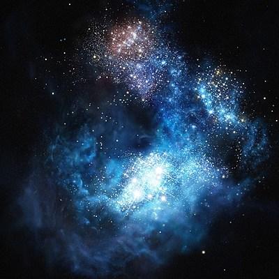 Big bang & Universum timeline