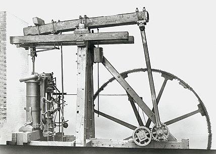 Boulton Watt Steam Engine - Inventions