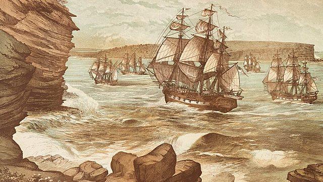 First Fleet - Event
