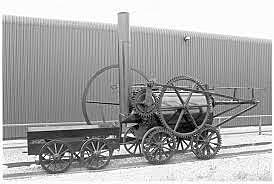 The Train - Invention