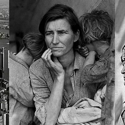 Mellomkrigstiden timeline