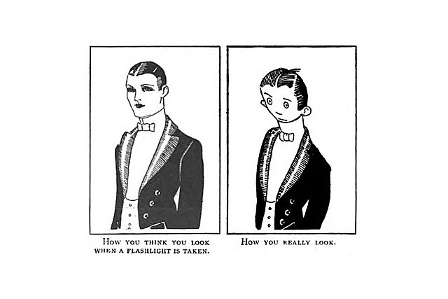 1921 flashlight comicstrip