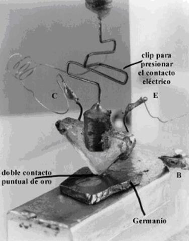 Primer Transistor