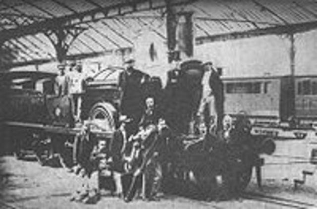 1r ferrocarril a Catalunya