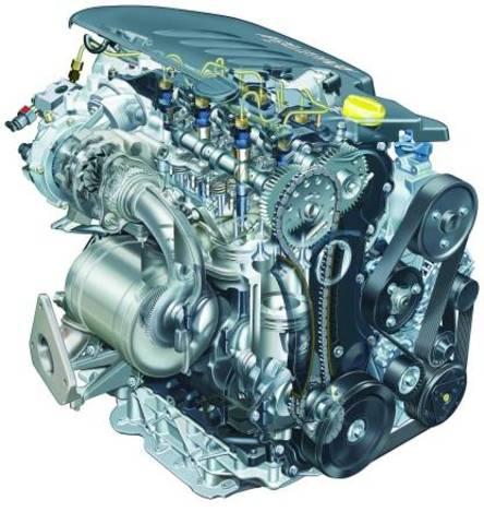 Primer motor Diesel