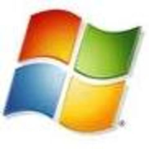 First MS Windows