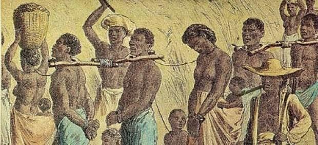 reestauracion de a esclavitud