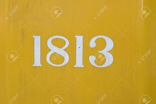 Año 1813