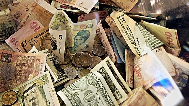 Busca de  recursos monetarios