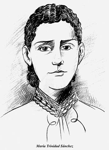 Fusilamiento de María Trinidad