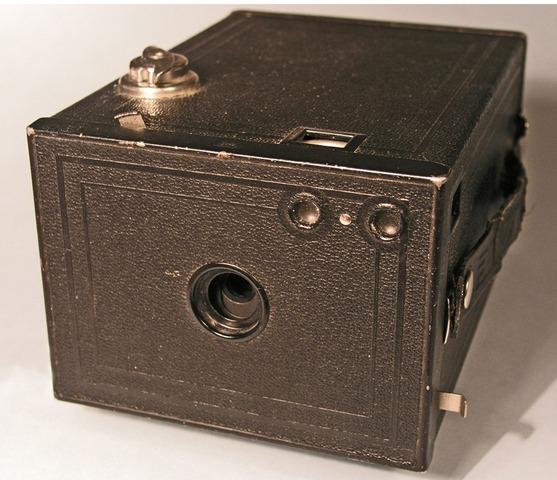First mass-marketed camera
