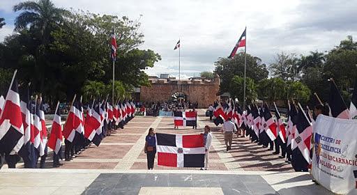 La semana patriótica