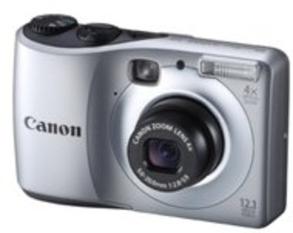 Canon demonstrates first digital electronic still camera