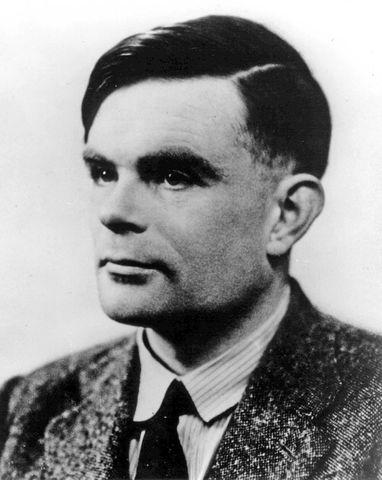 Alan Turing : Another Genius Born