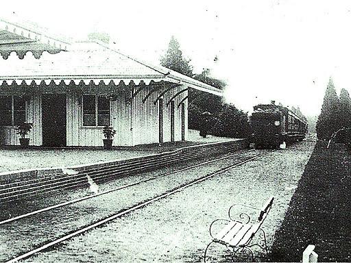 The Necropolis Train
