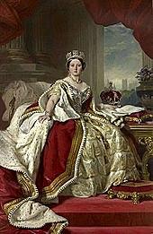 Queen Victoria becomes queen