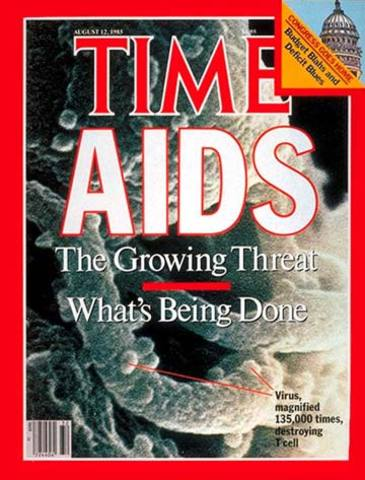 AIDS discovered