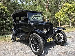 Ford Model T invented