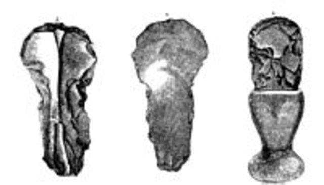 Armas y herramientas de piedra: