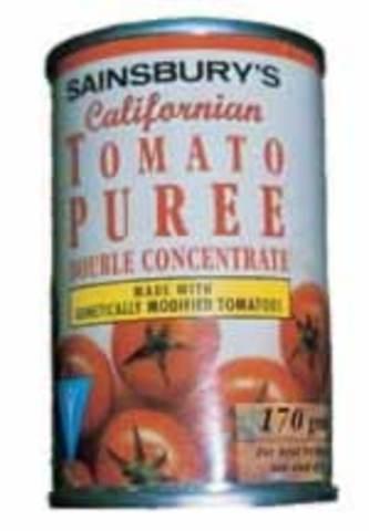 FlavrSavr Tomato