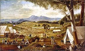 Australia's gold Rush