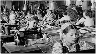 Трикотажная фабрика