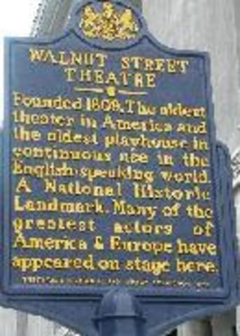 America's Oldest Theater