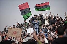 Guerra y crisis de Libia