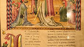 History of English Literature by David Santiago Pérez timeline