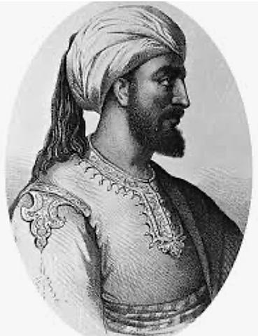 Abd al-Rahman I, emir umayyad from Al-Andalus