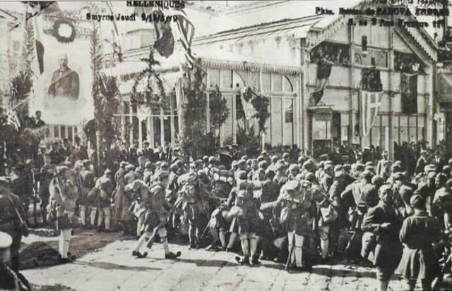 Turkey finishes an armistice with the Allies
