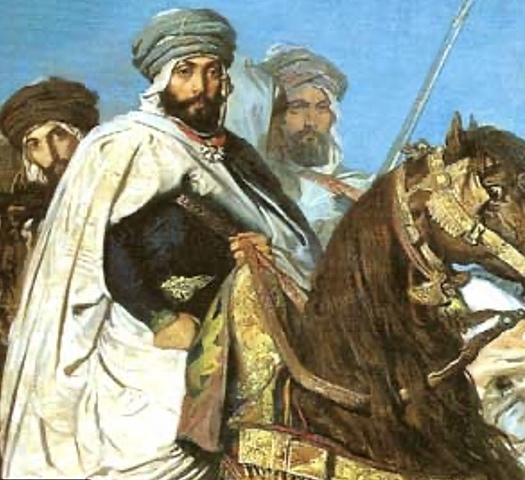 Abd al-Rahman III,caliph of Al-Andalus