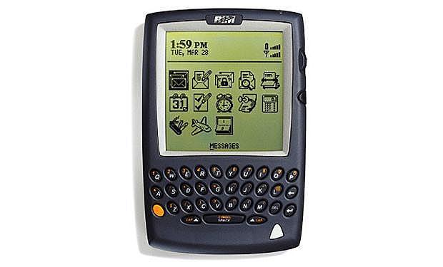 Primer celular de blackberry