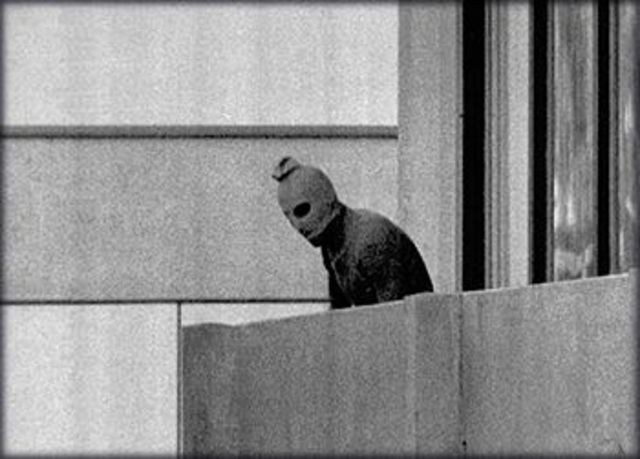 Munich Olympics Attack