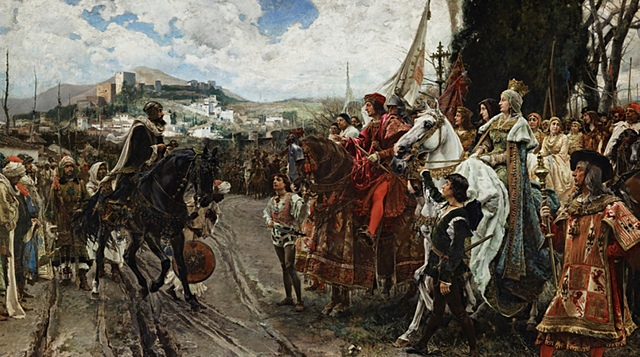Conquest of Granada by the Catholic Monarchs