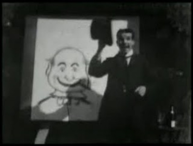 The First Animated Film