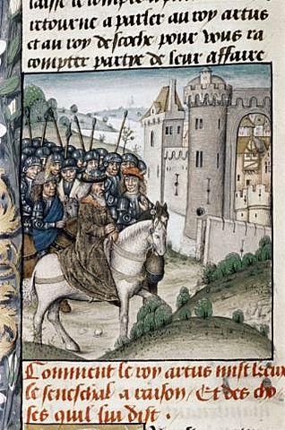 The Green Knight by Sir Gawain