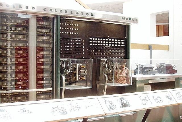 La computadora Harvard Mark I