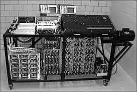 La computadora Atanasoff Berry Computer (ABC)