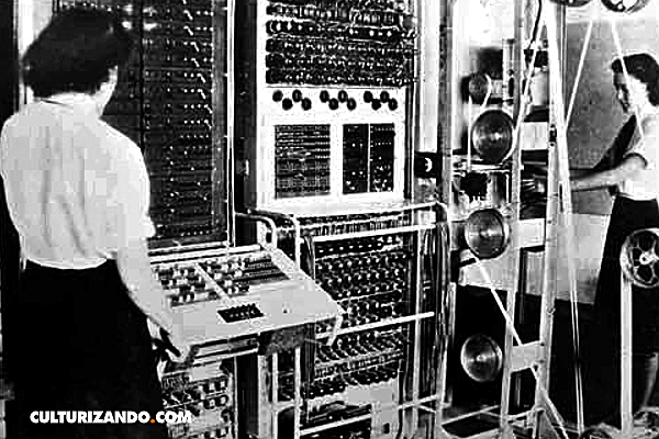 La computadora Colossus