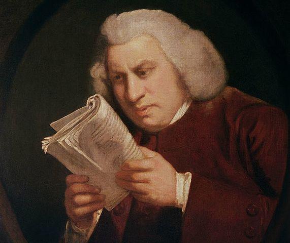 Samuel Johnson's English Dictionary