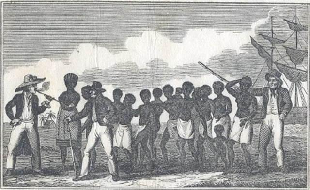 First Slaves in America