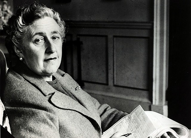 Agatha Christie's Publishes Murder at the Vicarage
