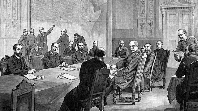 The Berlin conference