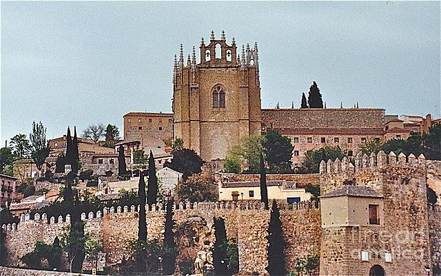 CONQUER OF TOLEDO BY THE CHRISTIANS