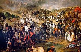 The conquer of the Catholic Kings in Granada